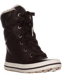 Keds - Droplet Lace Up Lined Snow Boots - Lyst