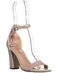 Madden Girl - Beella Ankle Strap Dress Sandals - Lyst