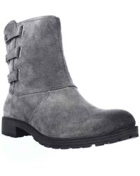 Naturalizer - Tynner Triple Side Strap Boots - Lyst