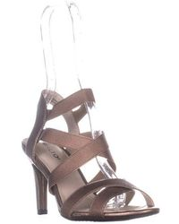 Rialto - Roselle Strappy Slip On Sandals - Lyst