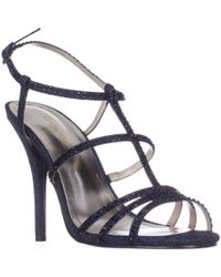 Caparros - Groovy Embellished Evening Sandals - Lyst