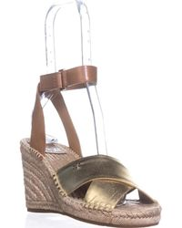 668890808d66 Tory Burch - Bima Espadrille Wedge Sandals - Lyst