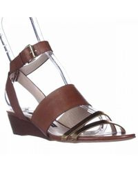 French Connection - Wiley Ankle-strap Sandals - Lyst