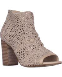 Jessica Simpson - Rianne Peep Toe Sandals - Lyst
