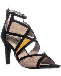 Rialto - Ria Strappy Dress Heel Sandals - Lyst