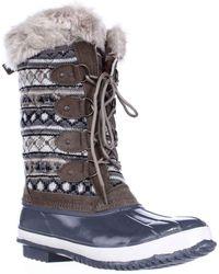 Khombu - Melanie Waterproof Winter Boots - Lyst