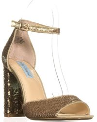 Betsey Johnson - Blue By Calie Dress Sandals - Lyst