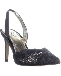 Adrianna Papell - Hallie Pointed Toe Slip On Sandals - Lyst