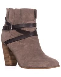 Carlos By Carlos Santana - Miles Ankle Boots - Lyst