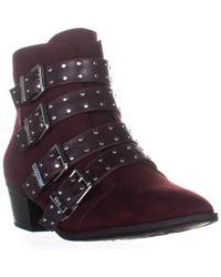 405f3329918469 Sam Edelman - Hutton Pointed Toe Knee High Boots - Lyst