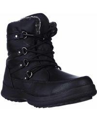 Weatherproof - Tara Lace-up Winter Boots - Lyst