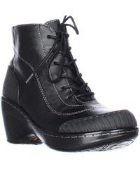 Jambu - Jbu By Atlanta Round Toe Ankle Booties - Lyst