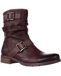 Söfft - Saxton Slouch Mid Calf Casual Boots - Lyst