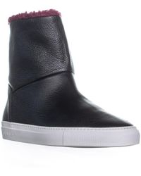 Furla - Megamix Lined Pull On Boots - Lyst