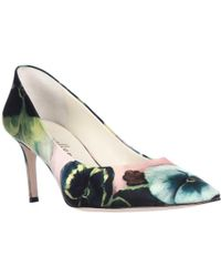 Bettye Muller - Annie Pointed Toe Court Shoes - Lyst