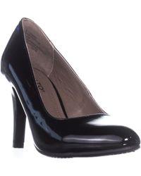Rialto - Coline Classic Court Shoes, Black Patent - Lyst