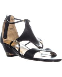Report - Meellat-strap Wedge Sandals - Lyst