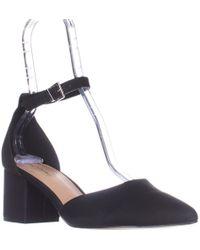 725aaf5d623 Call It Spring - Trivio Ankle Strap Block Heel Sandals - Lyst