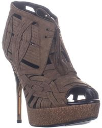 fc6724ed678 Burberry - English Icons Darfield W110 Strappy Sandals - Lyst