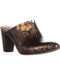Patricia Nash - Ruffina Mule Court Shoes - Lyst