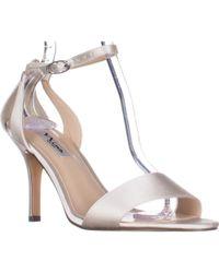 Nina - Venetia Ankle Strap Dress Sandals - Lyst