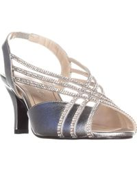 a5b231b65 Lyst - Chinese Laundry Twilight Dress Sandal in Brown - Save 51%
