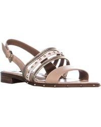 39208645e Lyst - Women s Nine West Flat sandals Online Sale