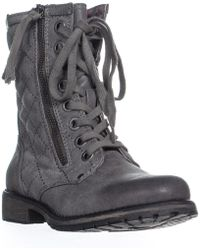 Roxy - Rockford Motorcycle Boots - Lyst