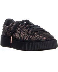 PUMA - Basket Platform Vr Platform Sneakers - Lyst