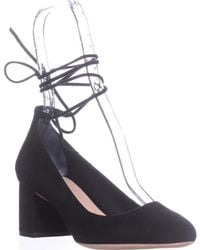 1dfcf9528aee Missguided Clara Black Strappy Heeled Sandals in Black - Lyst