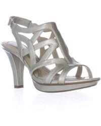 Naturalizer - Danya Comfort Dress Sandals - Lyst