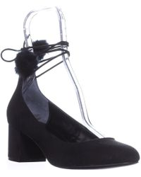 Charles David - Libby Ankle Strap Heels - Lyst
