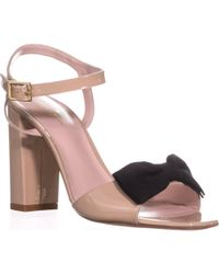 Kate Spade - Isabel Too Bow Ankle Strap Sandals - Lyst