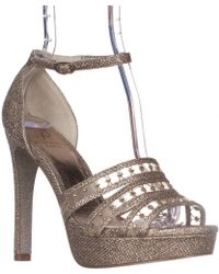 Adrianna Papell - Morgan Platform Dress Sandals - Lyst