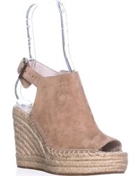 Kenneth Cole - Olivia Espadrille Mule Sandals - Lyst