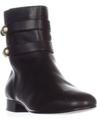 Michael Kors - Michael Maisie Flat Ankle Booties - Lyst