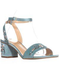 Nanette Lepore - Ruby Flower Dress Sandals - Lyst