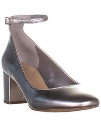 64e8961a39f2 ALDO - Clarisse Ankle-strap Block Heel Pumps - Lyst