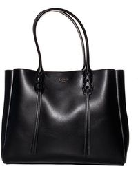 Lanvin - Small Shopper Bag - Lyst