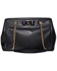 Ferragamo - Medium Melike Handbag - Lyst