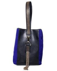 Lanvin - Small Handle Purse - Lyst
