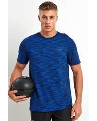 Under Armour - Threadborne Seamless T Shirt - Lyst
