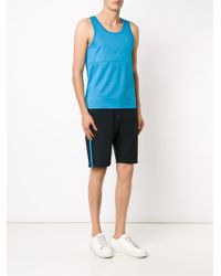 CALVIN KLEIN 205W39NYC - X The Webster 'keis' Track Shorts - Lyst