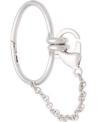 Eddie Borgo - Clasp Bracelet - Lyst