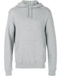 CALVIN KLEIN 205W39NYC - Hooded Sweatshirt - Lyst