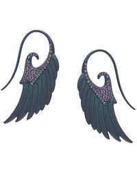 Noor Fares - Fly Me To The Moon Earrings - Lyst