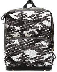 Pierre Hardy - Camocube Backpack - Lyst