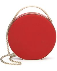 Eddie Borgo | Chet Minaudiere Leather Shoulder Bag | Lyst