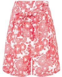 Lisa Marie Fernandez - Paper Bag Shorts - Lyst