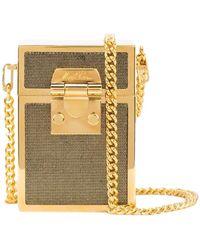 Mark Cross Nicole Box Bag